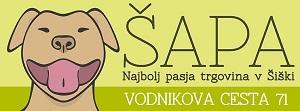 ŠAPA, najbolj pasja trgovina v Šiški